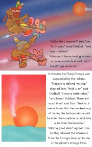 The Missing Ambassador Outtakes page 4 sample