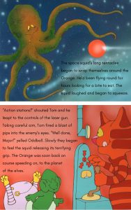 Planet of the Elves page 7 sample