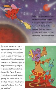 Planet of the Elves page 8 sample